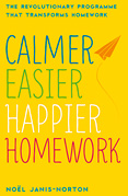 Calmer Easier Happier Homework